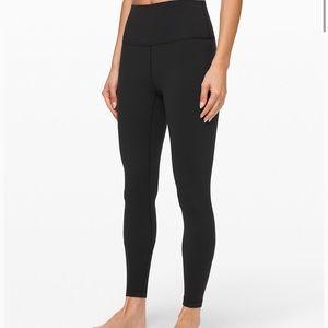 lululemon leggings (winder under) size 2